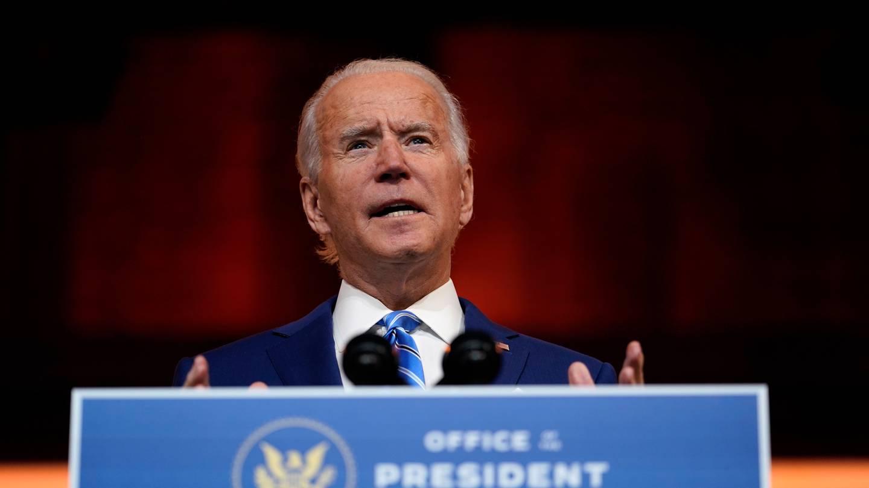 President-elect Joe Biden. Photo / AP