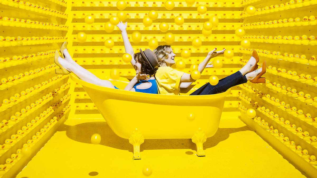 Pleased Place, Auckland: Whimsical pop-up exhibition will get Kiwi twist – NZ Herald