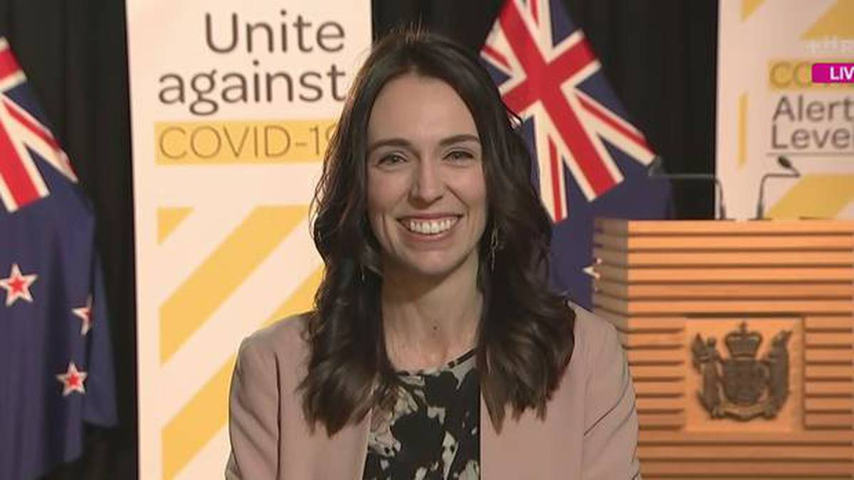 'Are you serious?' - Jacinda Ardern on what she thought as earthquake hit Wellington