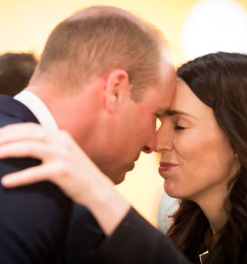 Prince William salutes NZ heroes at Auckland's War Memorial Museum