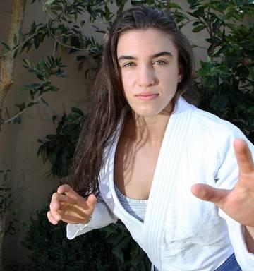 Brazilian Jiu Jitsu: Pāpāmoa's Zanetta Poretti off to US to further