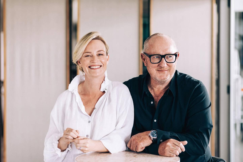 Paula and Richard Sigley of Euro. Photo / supplied