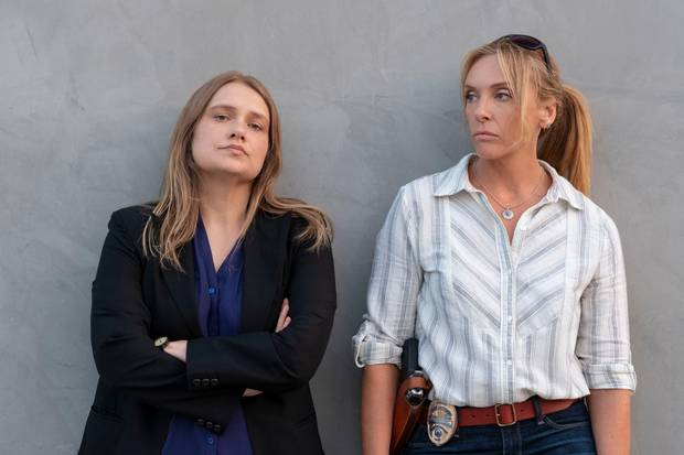 Netflix's true crime drama Unbelievable is up for several awards. Photo / Supplied