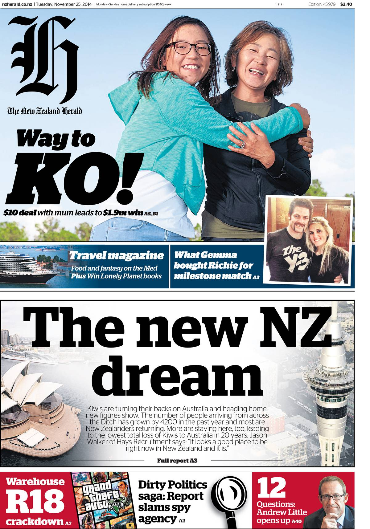 nz herald - HD 1200×1717