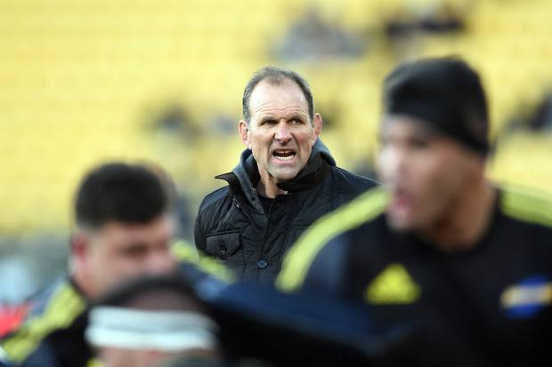 Hurricanes coach John Plumtree. Photo / Photosport