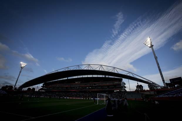 北港体育场。 照片/院长Purcell