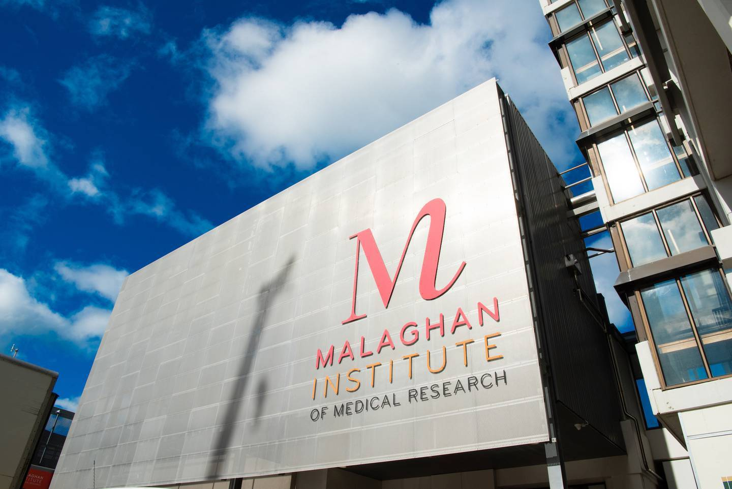 The partnership was launched today at the Malaghan Institute of Medical Research in Wellington. Photo / Supplied