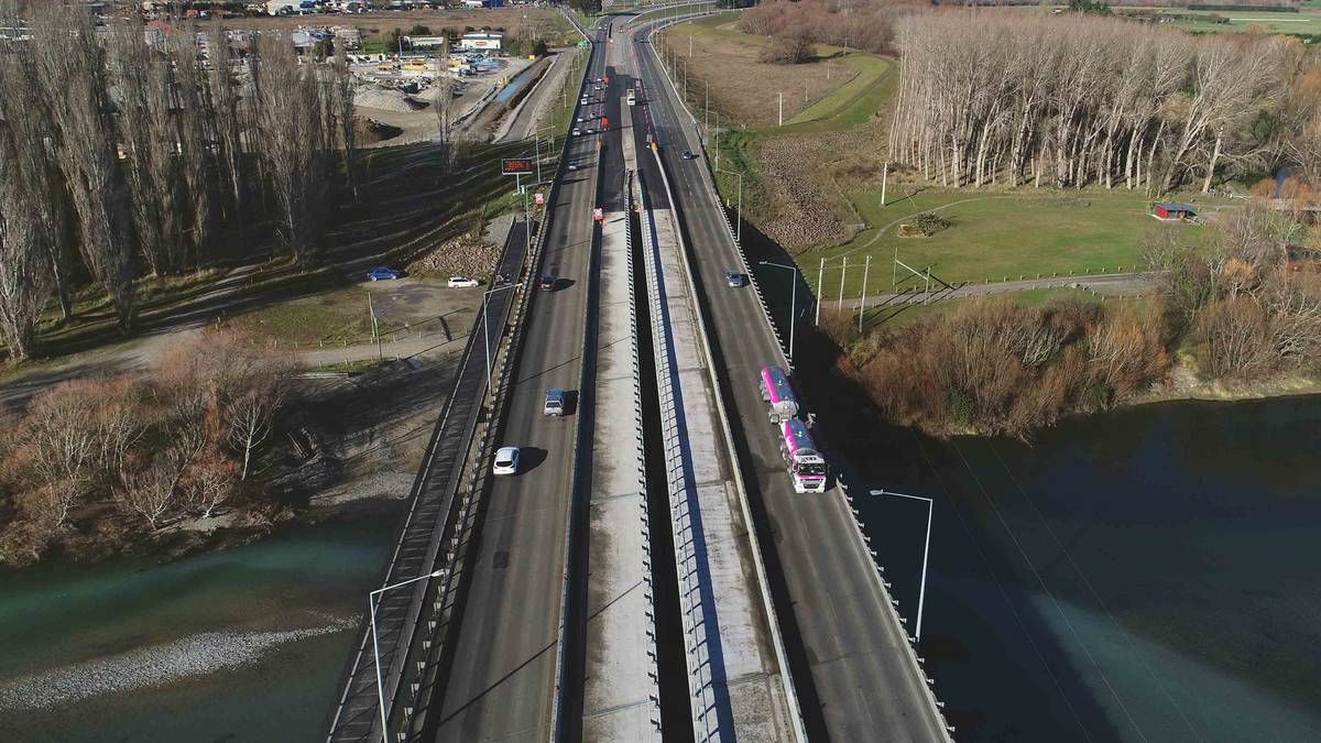 Christchurch's new northern corridor motorway partially open - NZ Herald