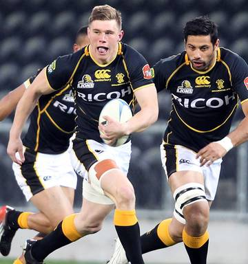 Rugby Lions Claim Home Semi Nz Herald