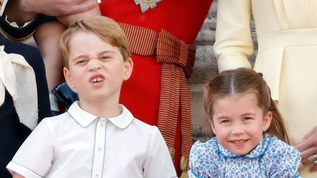 Despite their royal roots they squabble just like any other children, new reports claim. Photo / Getty Images