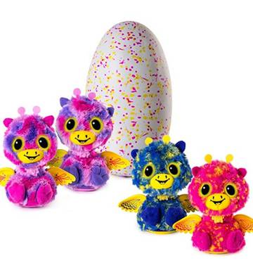 Hatchimals toys sell out nationwide, being sold on TradeMe for $200 - NZ  Herald
