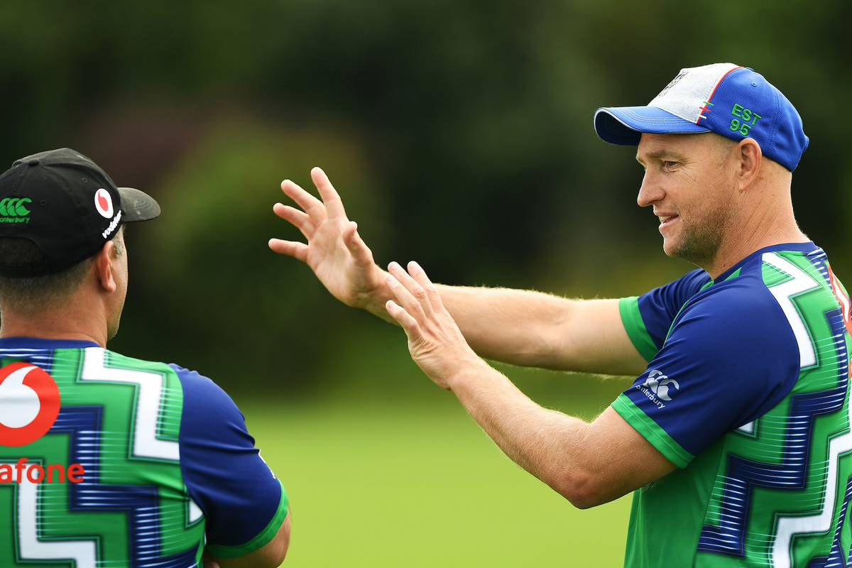 Rugby League: The players new Warriors coach Nathan Brown has on his wishlist