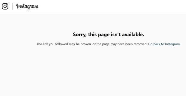 Israel Folau has deleted his Instagram account.