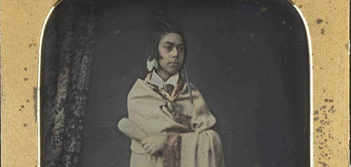 Portrait of Hemi Pomara as a young man: How the oldest surviving photo of a Māori was uncovered