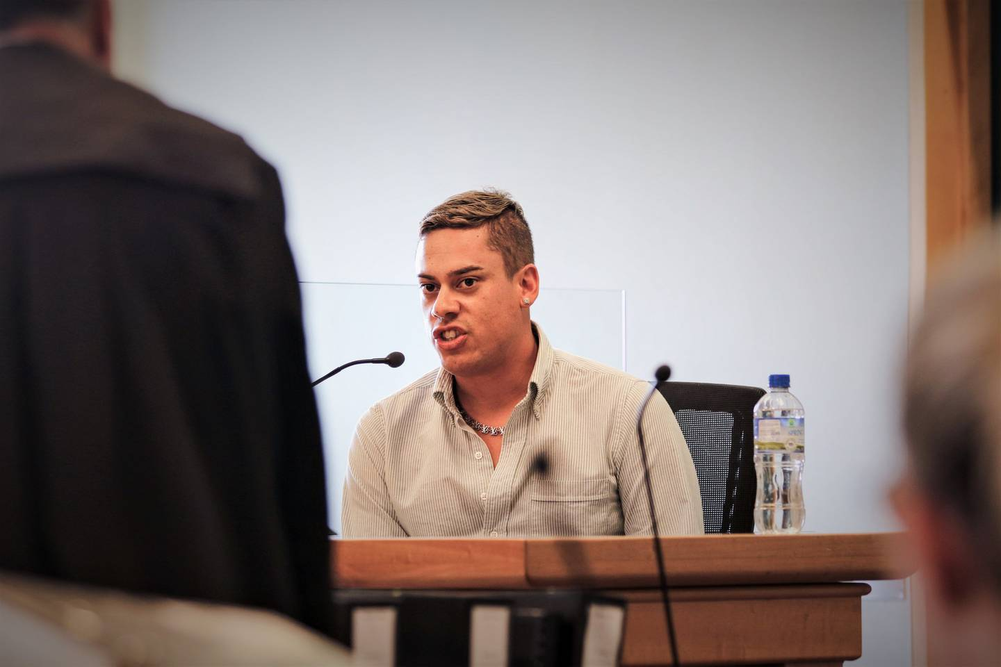 PR consultant Hamish Jevan Goulter was given immunity from prosecution in exchange for his evidence. Photo / Sam Hurley