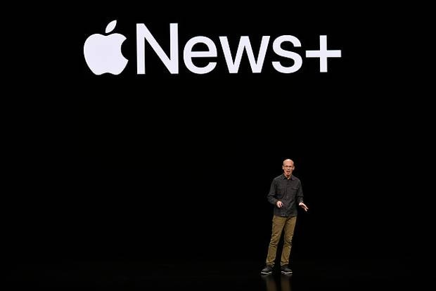 Apple will also be increasing its stake in the news industry. Photo/Getty Images.
