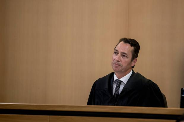 Judge Evangelos Thomas declined to give the accused name suppression but an automatic suppression order was imposed on appeal. Photo / Michael Craig