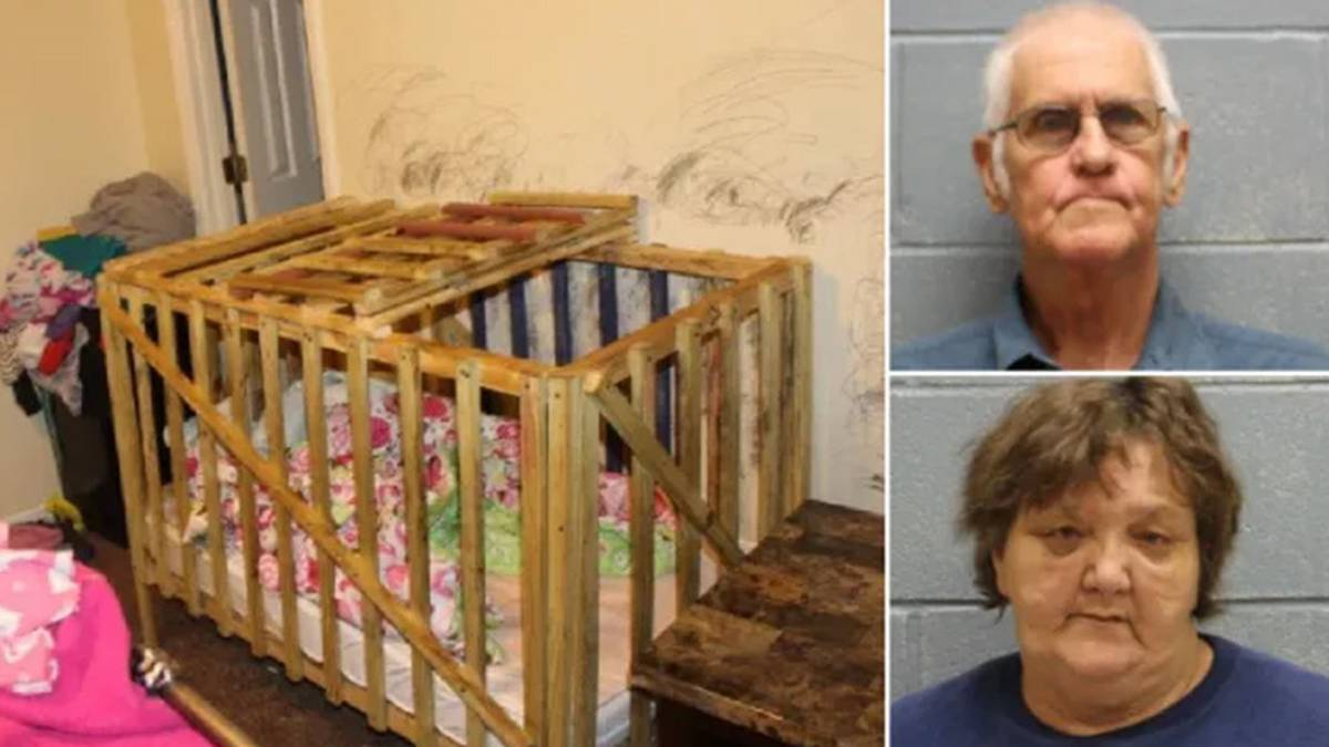 Grandparents, mother locked youngsters up in tiny wooden cages - NZ Herald