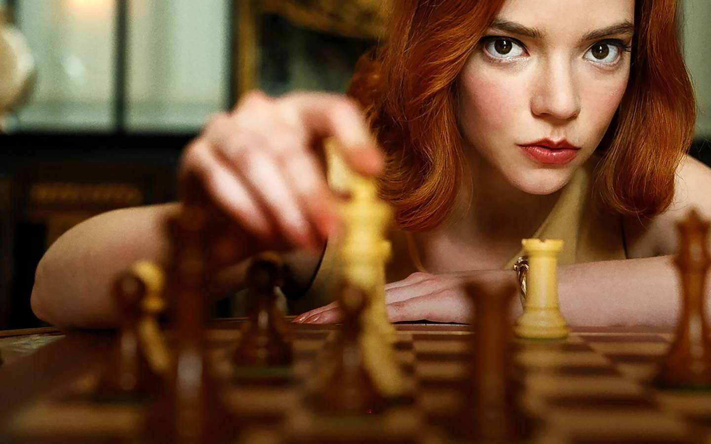 In its first month on Netflix, it is understood The Queen's Gambit was watched in 62 million households. Photo / Supplied