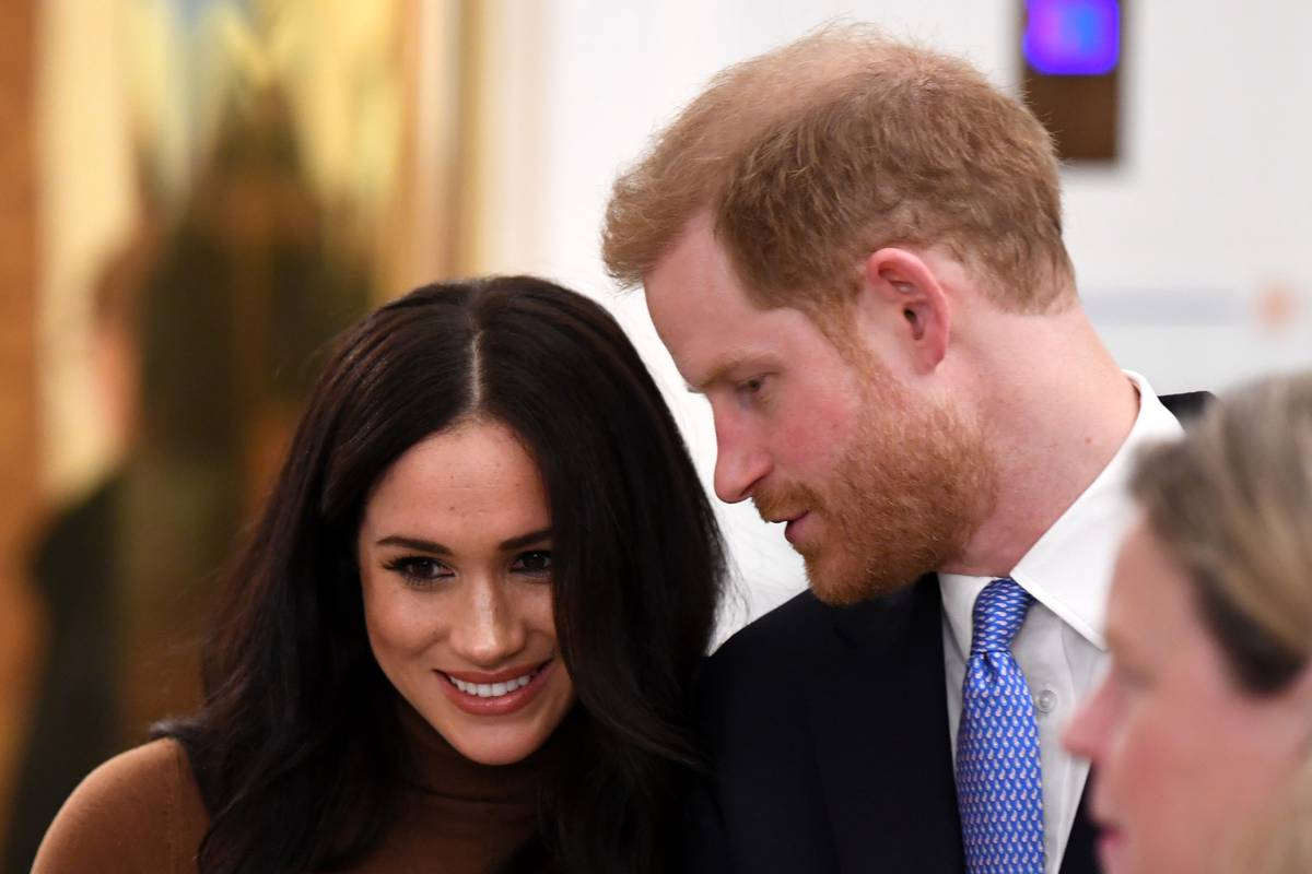 Royal fears as Duke and Duchess of Sussex cooperate with journalists on new biography