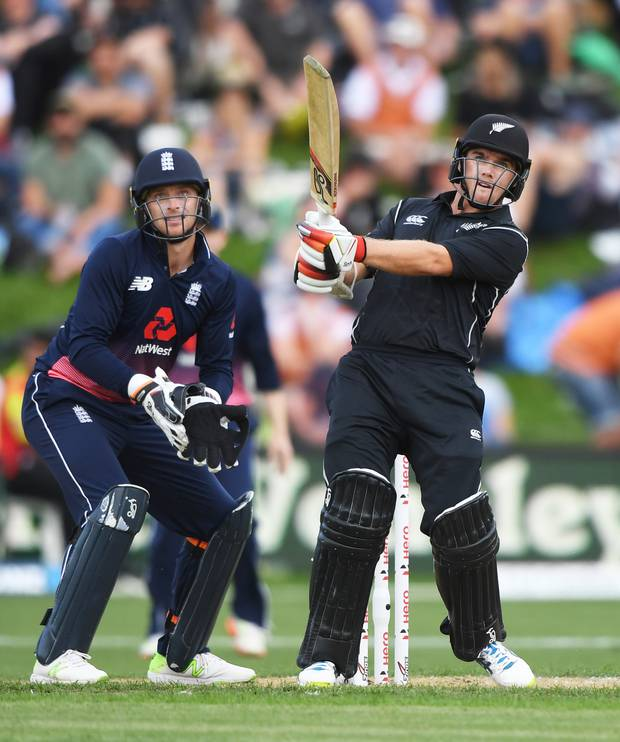 Taylor touch-and-go for NZ's ODI decider