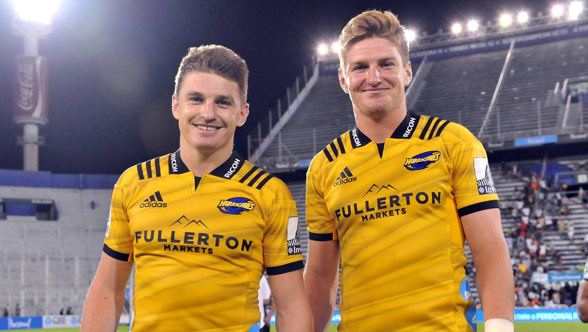 Super Rugby: Jordie Barrett Blues' latest target after Beauden ...