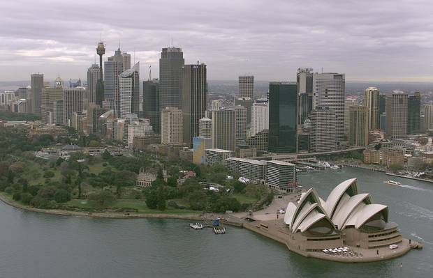 Property prices have dropped by 5 per cent in Sydney, according to analysts CoreLogic. Photo/Brett Phibbs