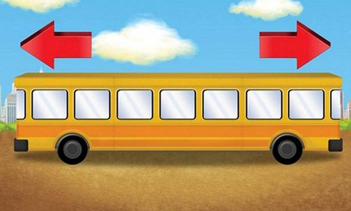 Which way is the bus going? - NZ Herald