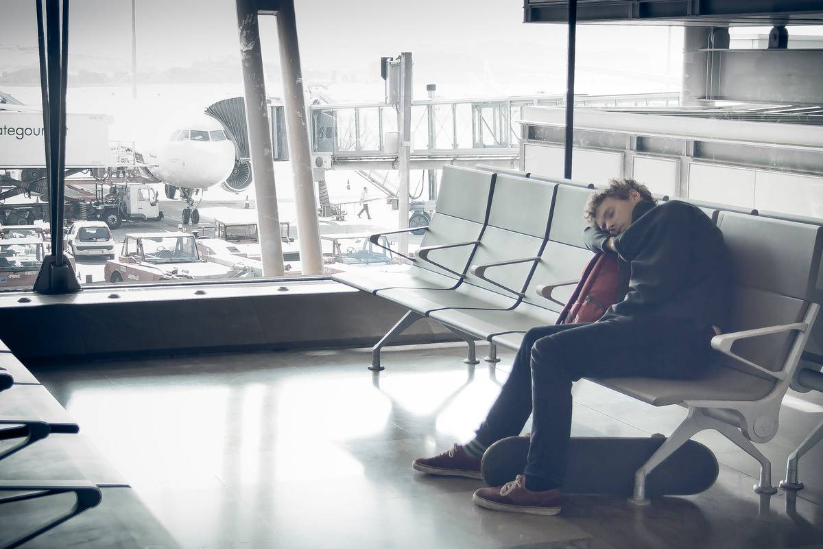 Jet lag is your own fault, Qantas long-haul research says