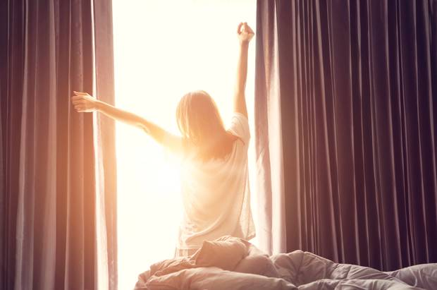 Exposing your eyes to natural light can improve your mood. Photo / Getty Images.