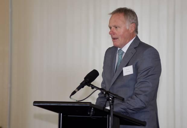 Mark Cairns, CEO of Port of Tauranga. Photo/George Novak