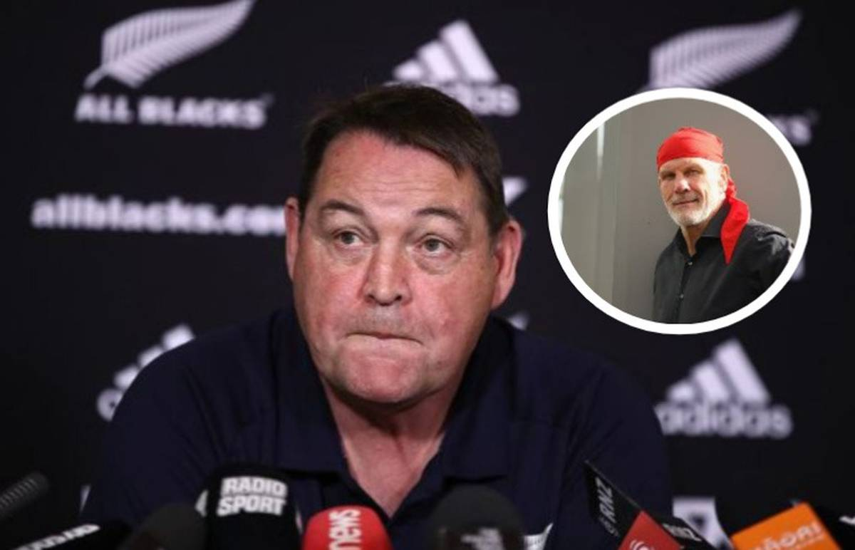 Rugby: Former Wallaby Peter FitzSimons says Steve Hansen has 'lost confidence' in team