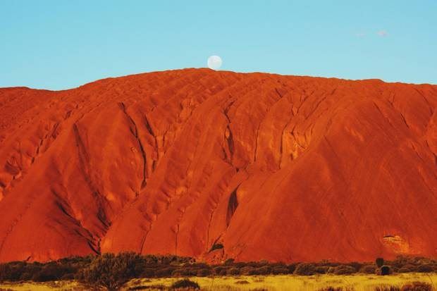 Once the ban is in effect, tourists will still be able to view Uluru, walk around the base and take cultural tours and dot-painting workshops. Photo / Getty Images