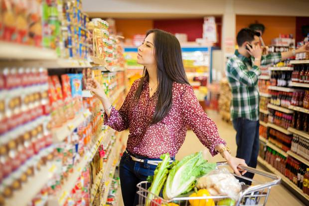 Other Kiwis said groceries were more affordable in Australia compared to New Zealand. Photo / 123RF