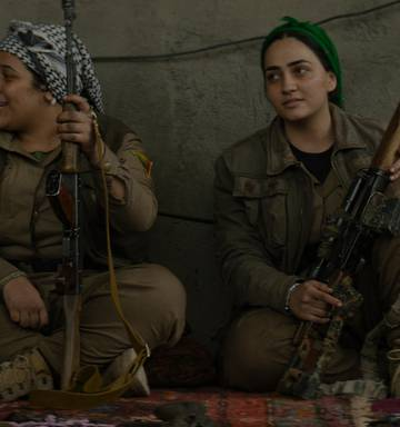 Movie Review Girls Of The Sun Nz Herald