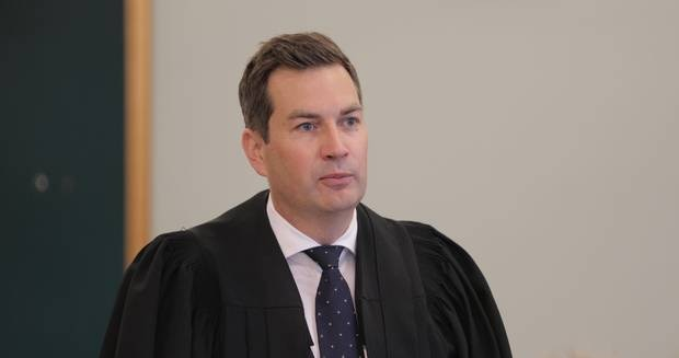 Crown prosecutor Gareth Kayes. Photo / Michael Craig