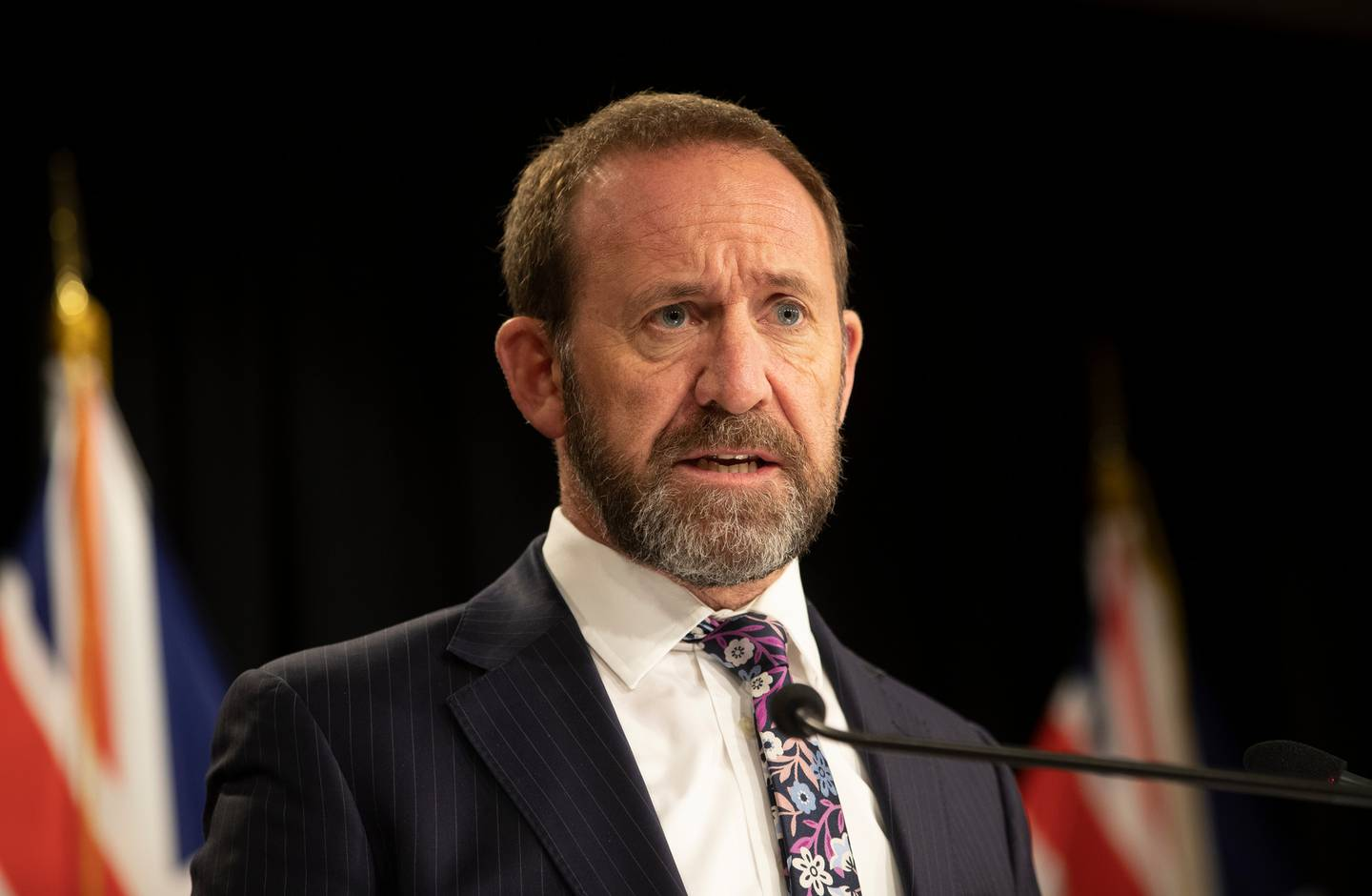 Health Minister Andrew Little will this morning outline the Government's plan to fix New Zealand's healthcare system. Photo /  Mark Mitchell