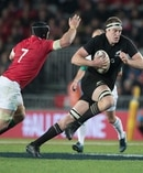 All Blacks lock Brodie Retallick. Photo / Brett Phibbs