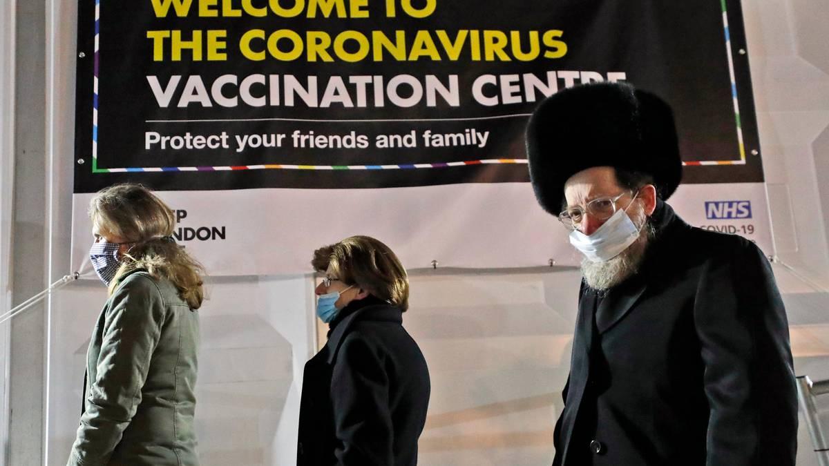 Covid-19 coronavirus: UK hits target, gives at least one vaccine shot to 15 million - New Zealand Herald