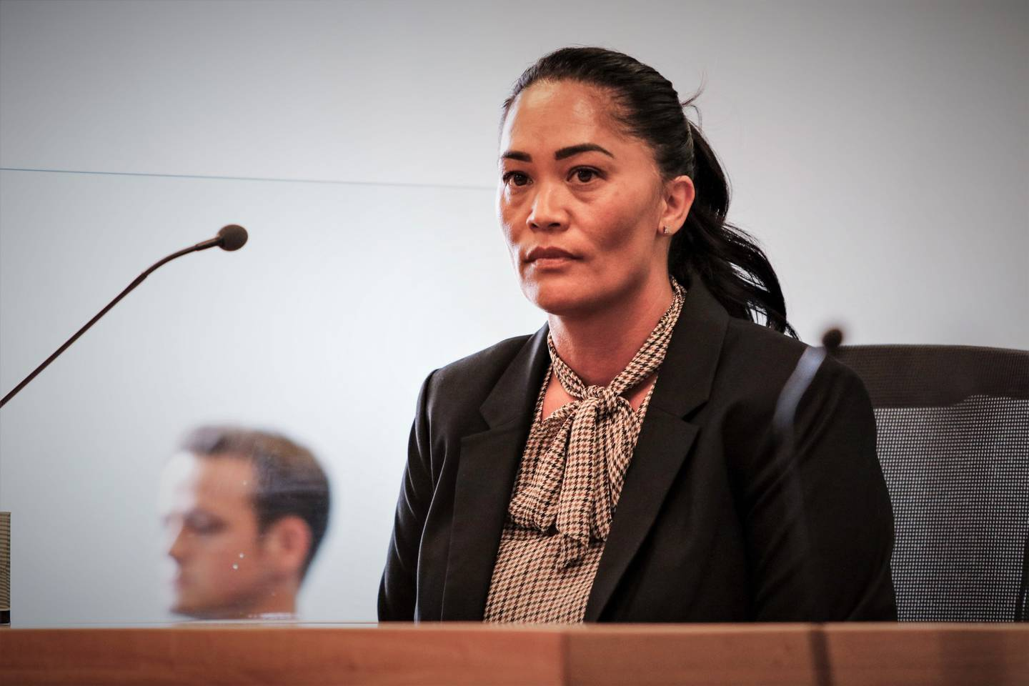 Allison Edmonds was also given immunity after being part of the Gold Coast plot. Photo / Sam Hurley