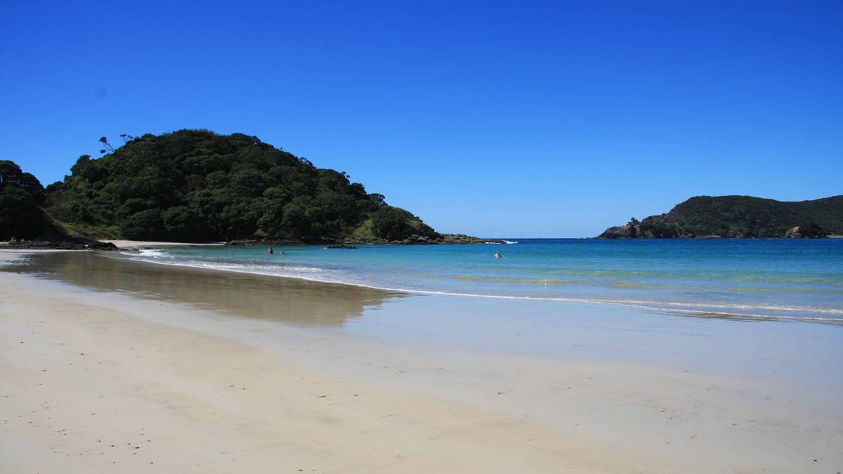 New Zealand's Finest Seaside: Northland's Maitai Bay and Bay of Loads's Ōhope – NZ Herald