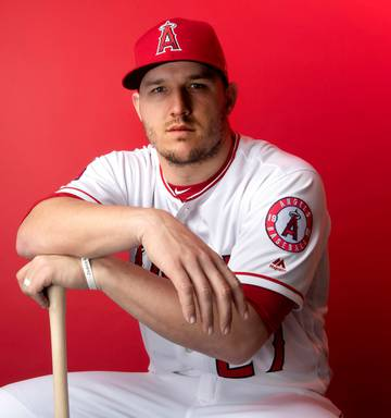d1aedbf80 Photo / Getty Mike Trout re-signed with the Los Angeles Angels. Photo /  Getty