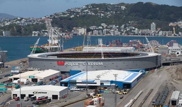Westpac Stadium in Wellington. Photo / Mark Mitchell