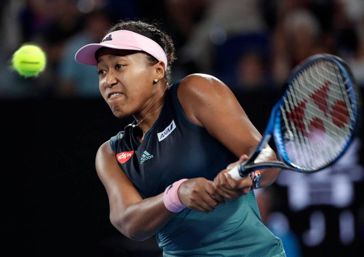 Live Tennis Australian Open Women S Final Between Naomi Osaka And