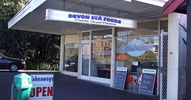 Devon Sea Foods is considered one of Rotorua's finest and has fans from around the world. Photo / Trip Advisor