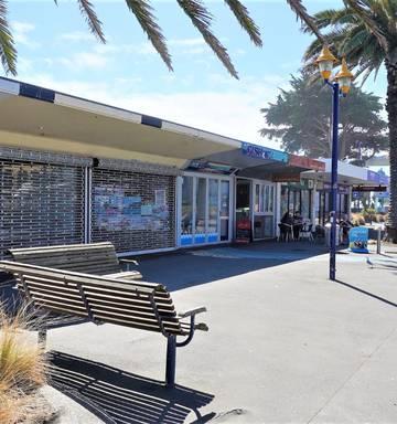 Brighton Mall and Marine Parade shops - NZ Herald
