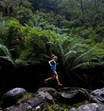 Action Weekend: Island break for Kiwi trail running star
