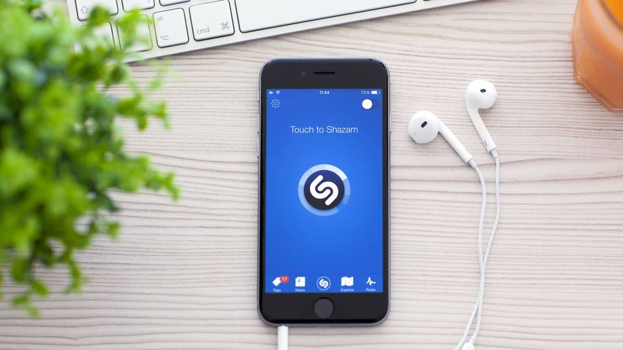 Apple buys music app Shazam