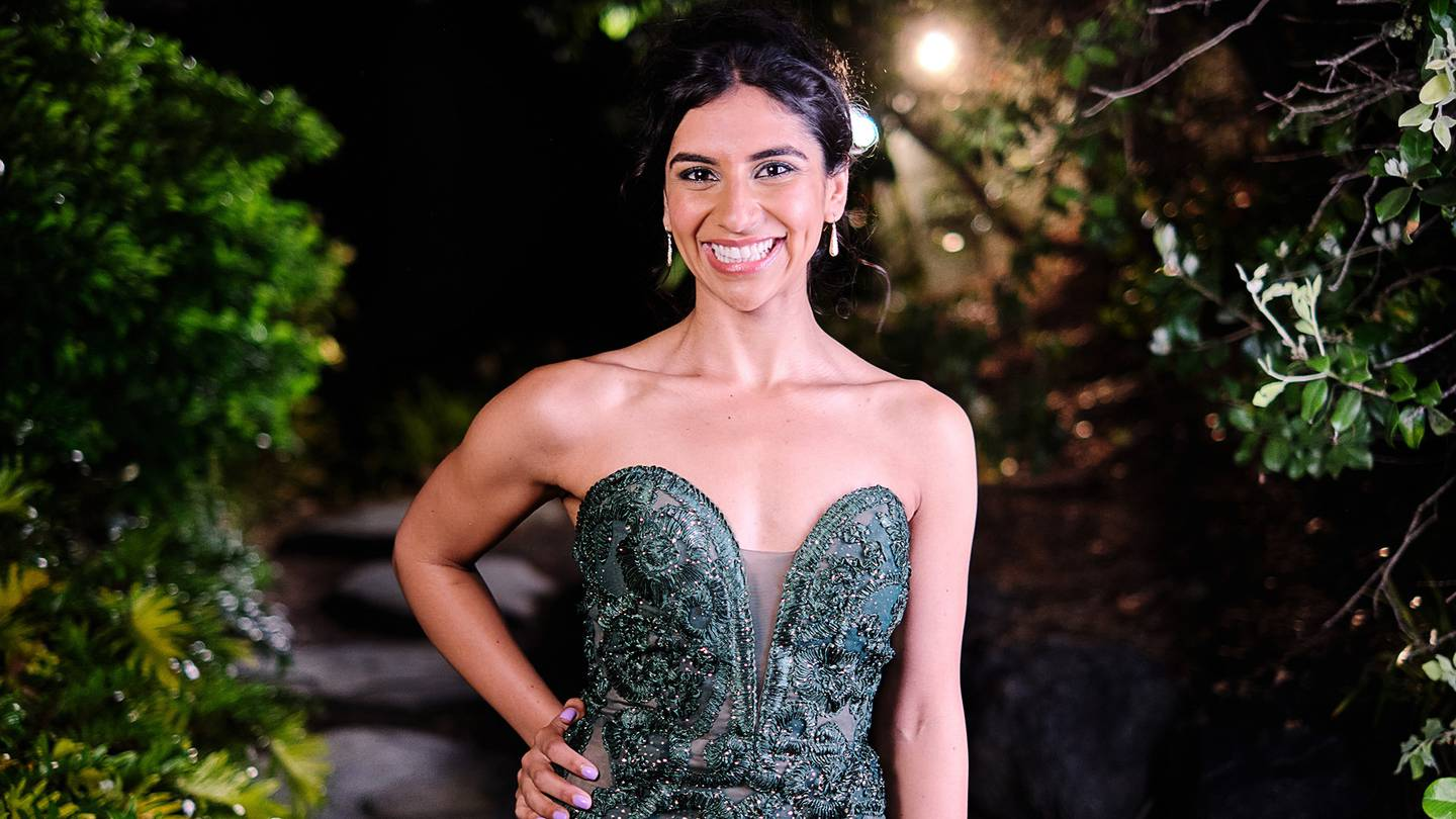 Shivani Pragji is hoping for a love match on the new season of The Bachelor.