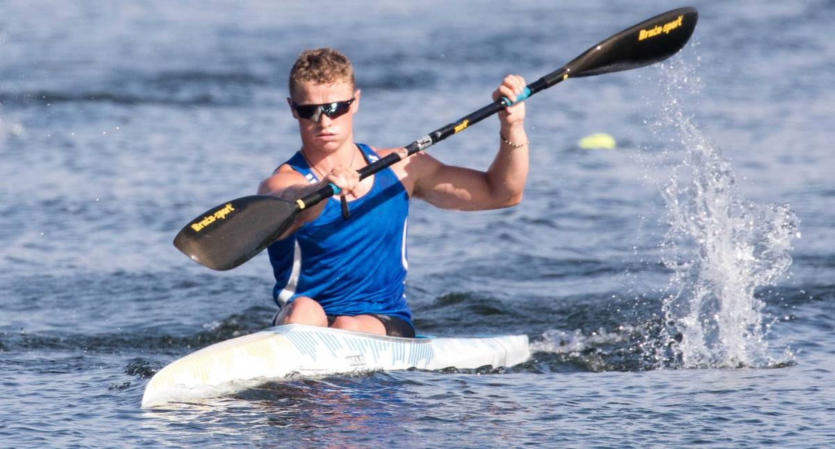 Whanganui paddler Max Brown named in NZ sprint group to object to the ICF World Cup series in May thumbnail